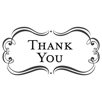 Free Printable Thank You Coloring Pages