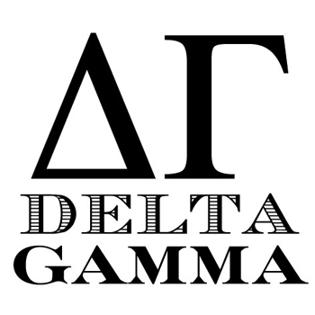 Delta Gamma Greek Letters