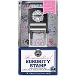 Personalized Sorority Stamp Certificate Box Set by Three Designing Women
