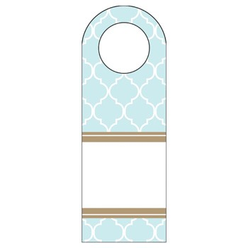 Madison Sky Bottle Tags by Three Designing Women