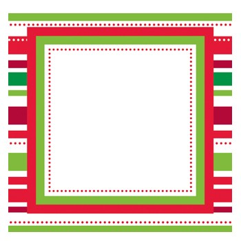 Candy Cane Hanging Gift Tags by Three Designing Women