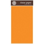 Orange Tissue Paper by Three Designing Women