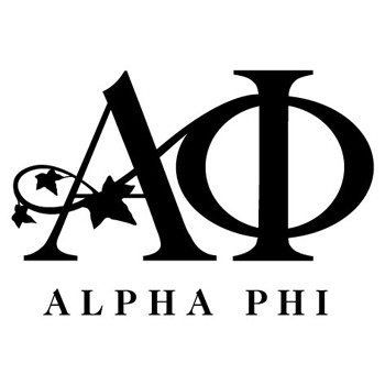 Alpha Phi Greek Mix and Match Stamp Design by Three Designing Women