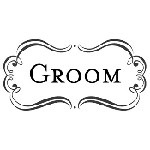 Amore Groom Mix and Match Stamp Design by Three Designing Women