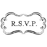 Amore R.S.V.P. Mix and Match Stamp Design by Three Designing Women