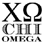 Chi Omega Greek Mix and Match Stamp Design by Three Designing Women