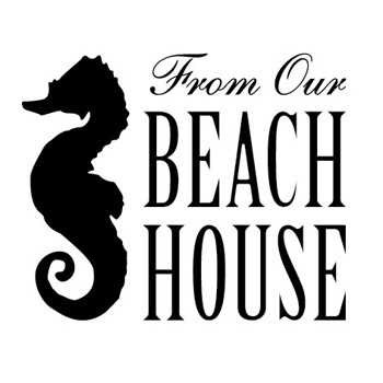 Seahorse Mix and Match Stamp Design by Three Designing Women