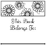 Daisy Belongs Mix and Match Stamp Design by Three Designing Women