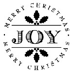 Joy Mix and Match Stamp Design by Three Designing Women
