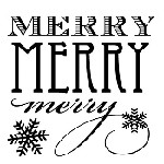 Merry Mix and Match Stamp Design by Three Designing Women