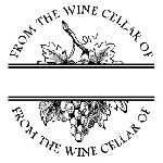Cellar Mix and Match Stamp Design by Three Designing Women