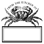Crab From Mix and Match Stamp Design by Three Designing Women