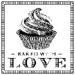 Cupcake Mix and Match Stamp Design by Three Designing Women